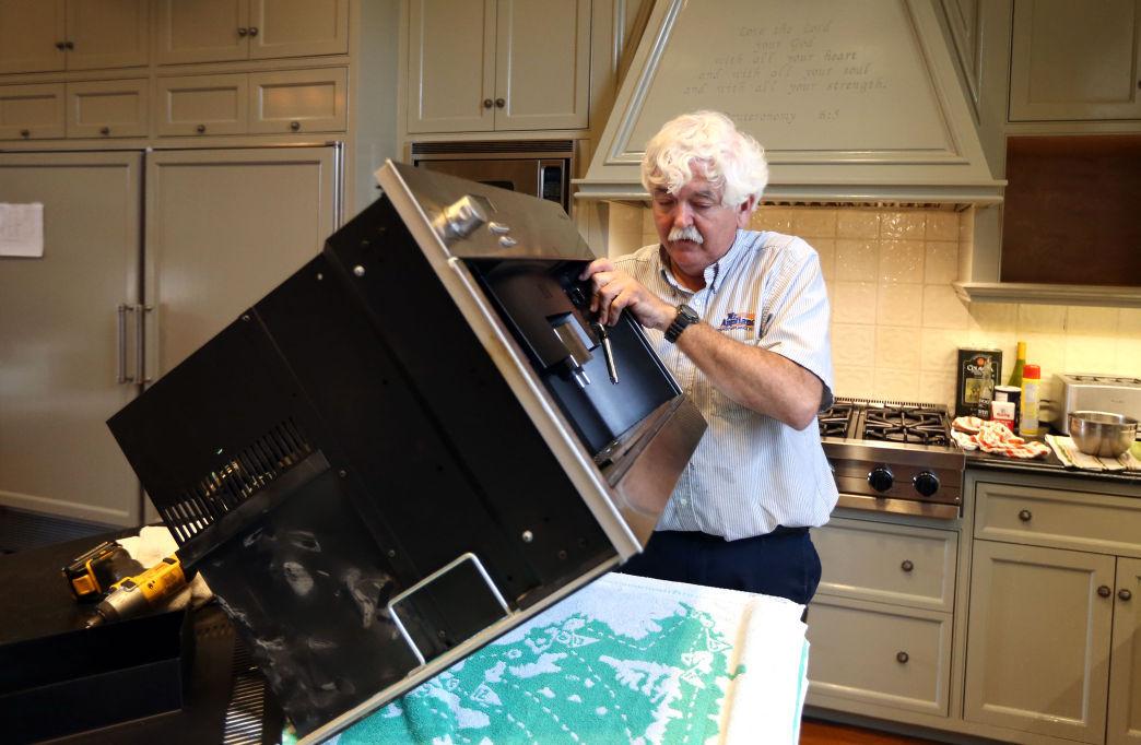 Tulsa appliance repair man uses logistics to ensure happy customers Home & Garden tulsaworld.com