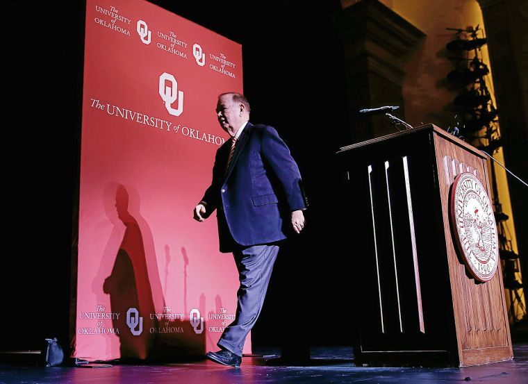 UPDATE: OU President Boren closes fraternity after racist
