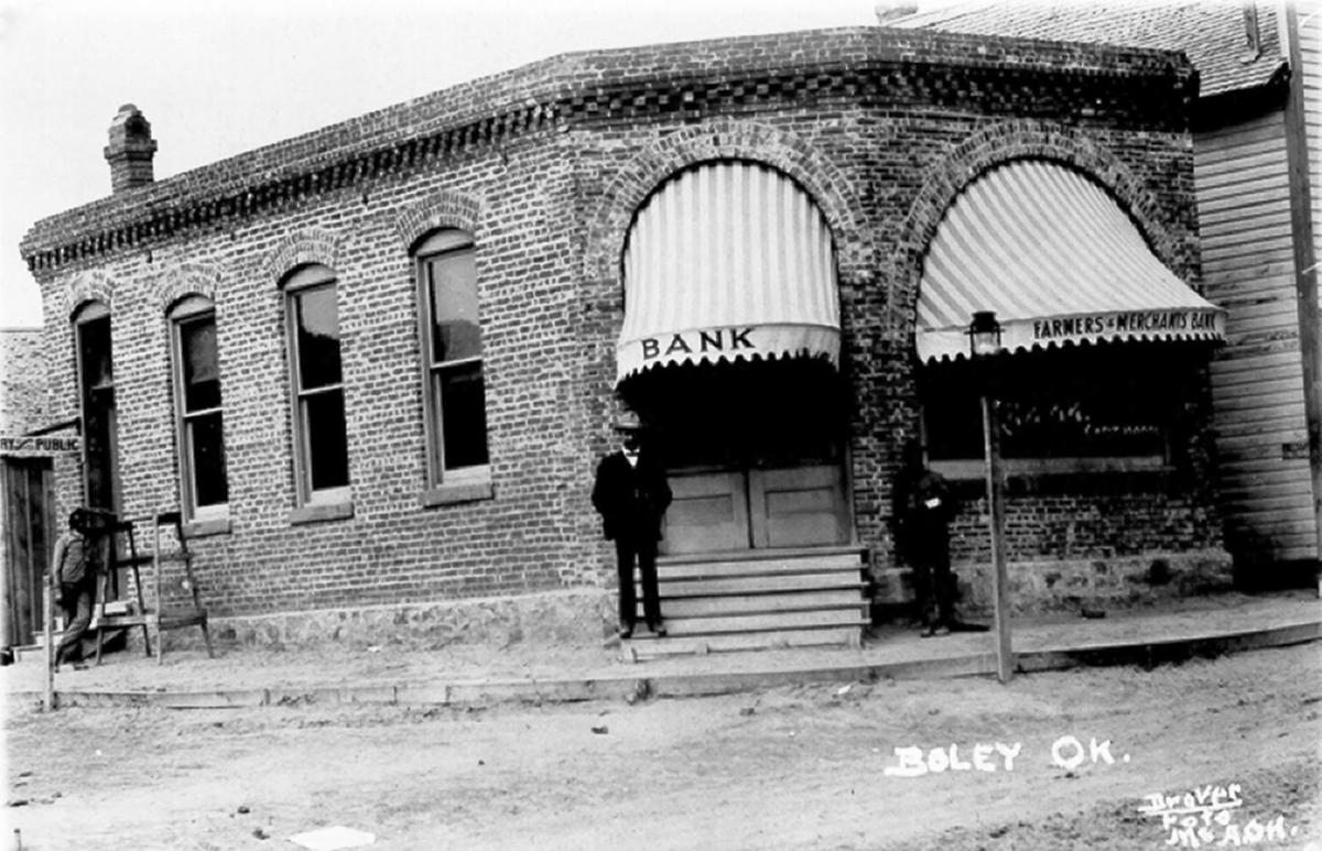 All Black Town Of Boley The Latest