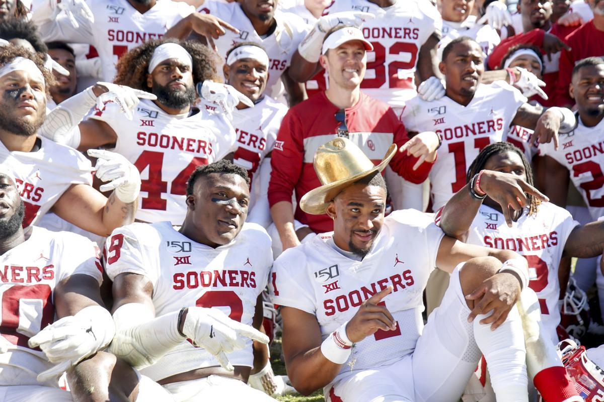 Oklahoma Sooners vs Texas Longhorns