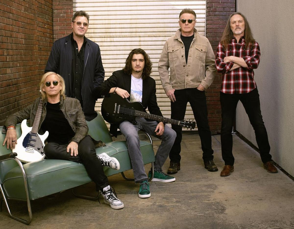 The Eagles And Vince Gill Tour