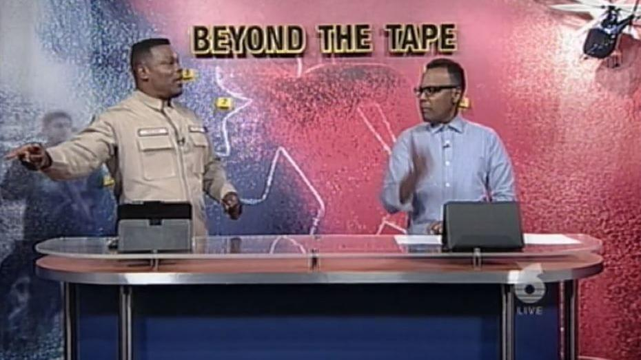 Beyond The Tape : Monday 24th June 2019