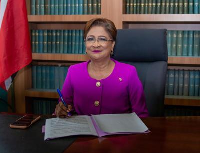 Kamla Persad-Bissessar SC