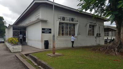 Couva Magistrate's  Court