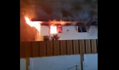 Family of Three Dies in Aranguez Blaze