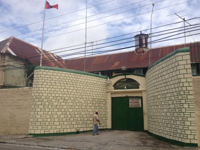 Port of Spain Royal Jail