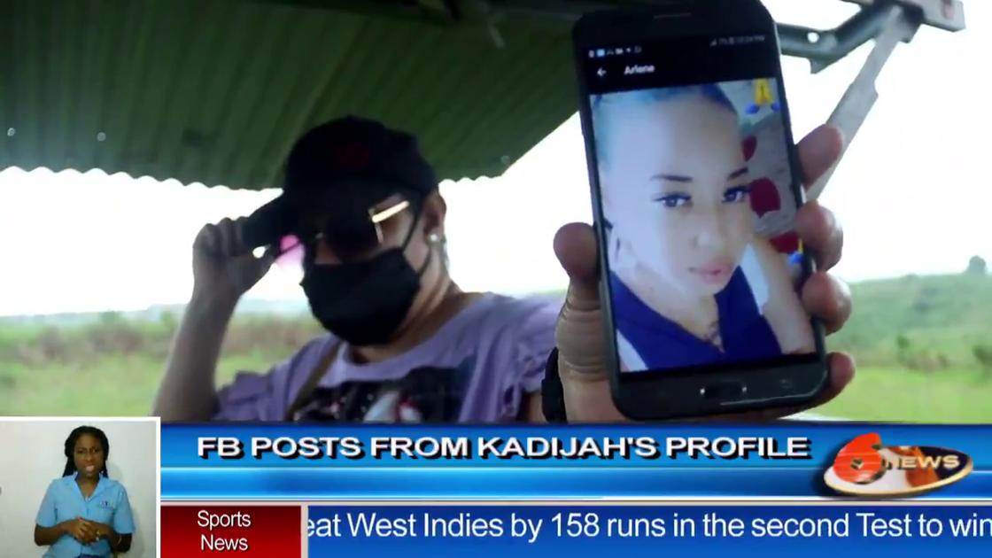 <b>Facebook</b> posts from Kadijah Flament's profile thumbnail