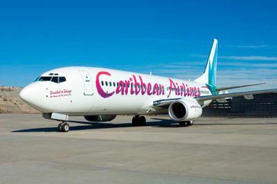 CAL operations relief flight