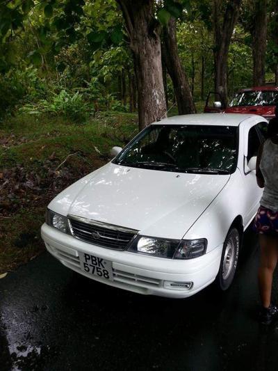 Stolen Vehicle San Fernando Area