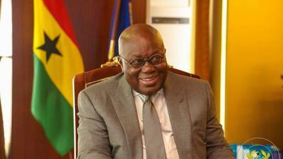 His Excellency Nana Addo Dankwa Akufo Addo