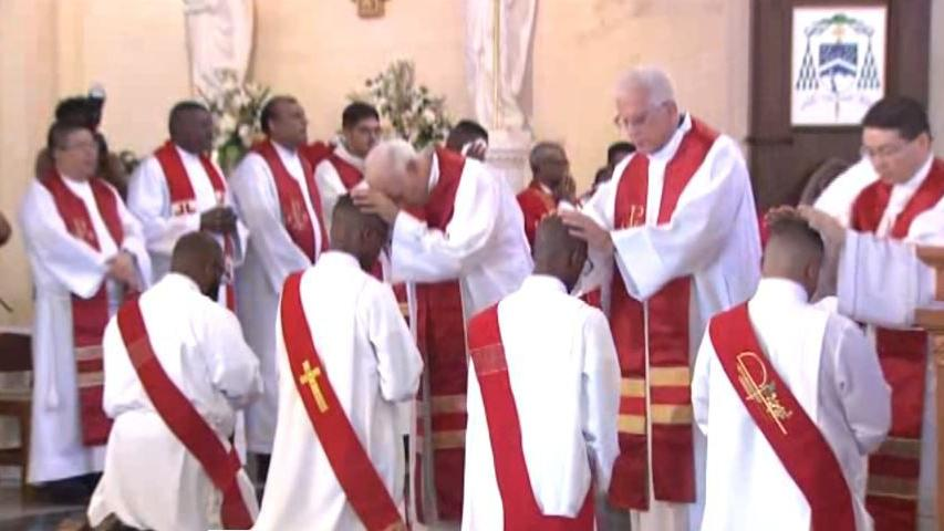 Four Priest Ordained