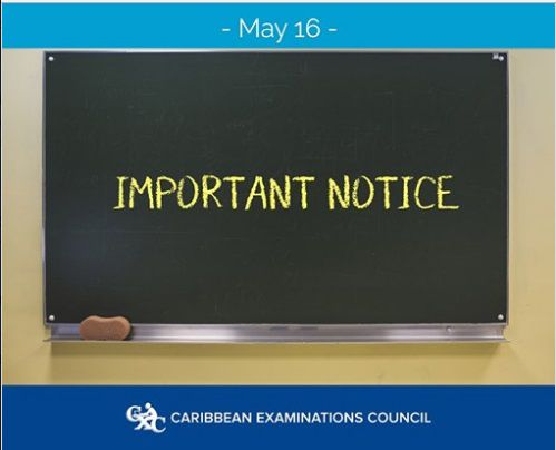 CXC Ministry Of Education Investigating Breach In Exam