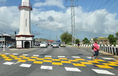 Lighthouse, Port of Spain