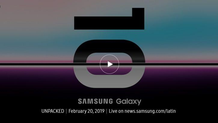 Samsung Galaxy Unpacked 2019, LIVE from San Francisco