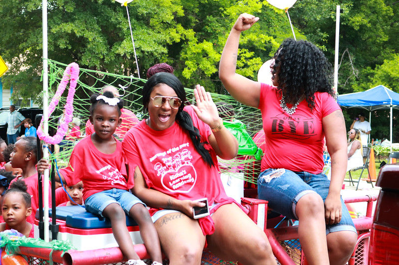 Hundreds celebrate annual Juneteenth Parade in Tyler