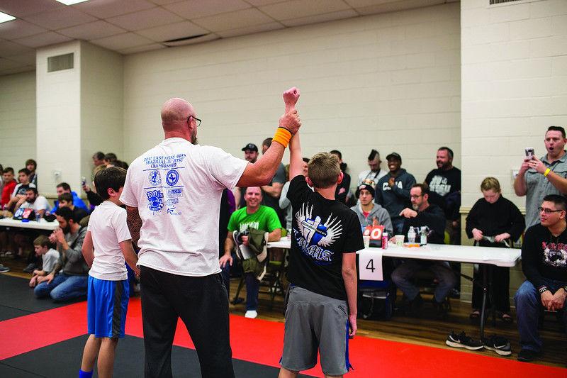 Tyler martial arts gym hosts East Texas Open Brazilian Jiu-Jitsu tournament