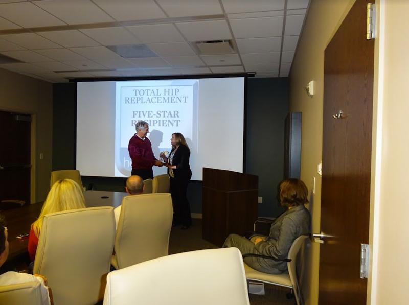 Texas Spine & Joint Hospital wins award
