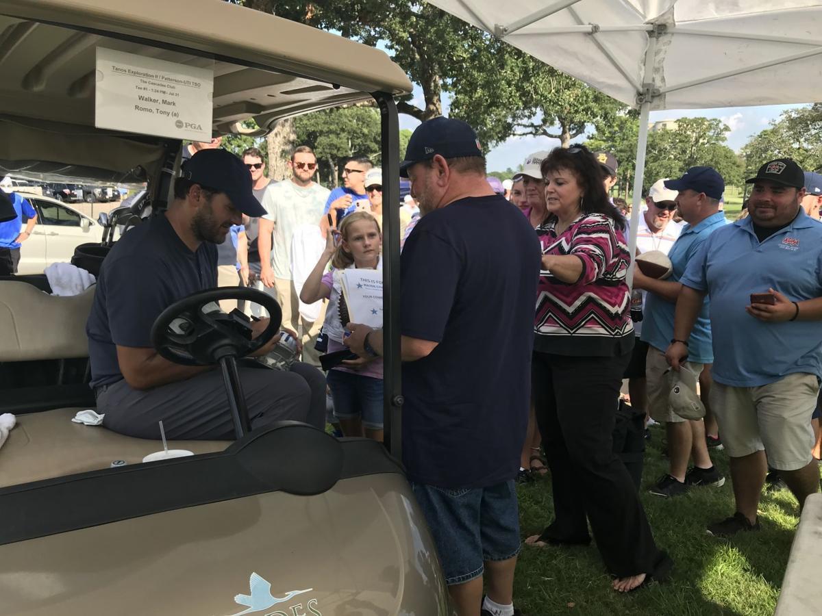 Tony Romo/Fans