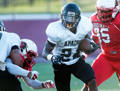 Apache RB wins national honor after 5-TD game