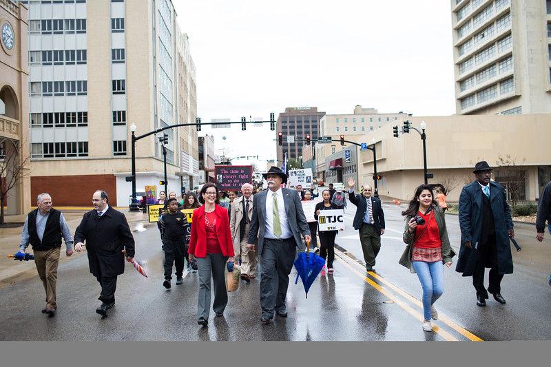 Tyler MLK program emphasizes 'Do What is Right'