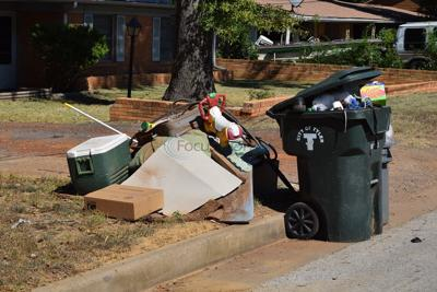 Kick it to the curb: Tyler Solid Waste hosts free bulky trash collection week