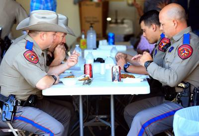 Spring break first responders at Port Aransas get free meals