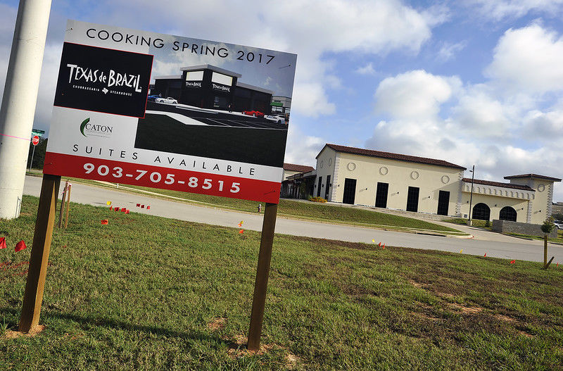 Texas De Brazil expanding to South Tyler in the spring.