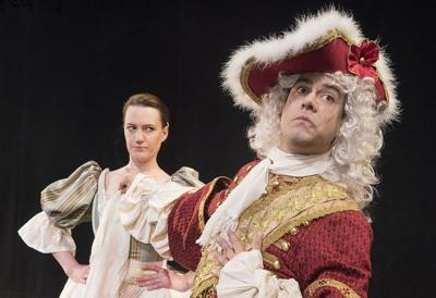 Costumers breathe life into characters at Texas Shakespeare Festival