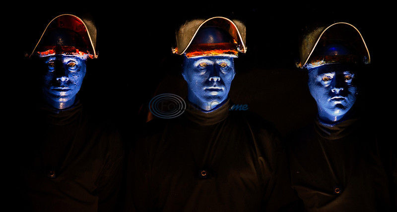 What does it take to be in Blue Man Group?