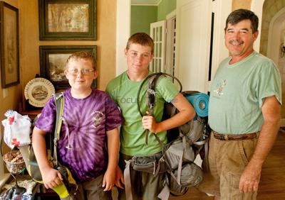Local Scouts return home after escaping Colorado wildfires
