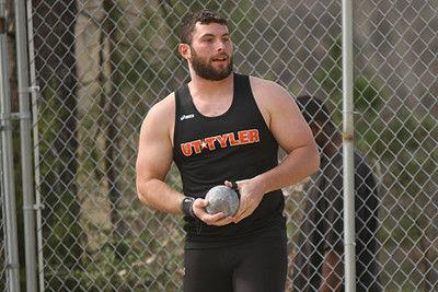 UT Tyler's Thompson has record-setting day