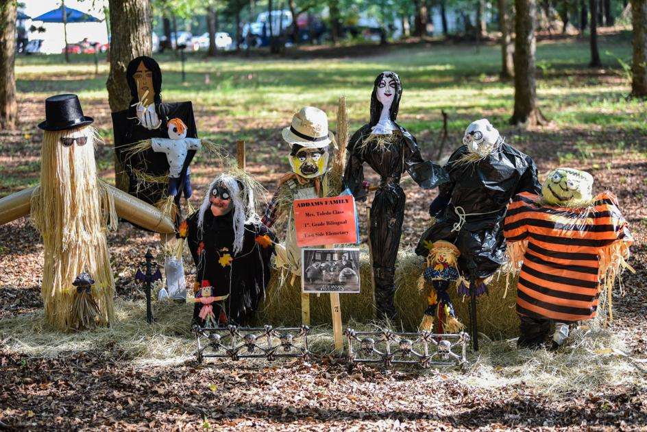 Scarecrow Trail in Jacksonville continues until Oct. 17