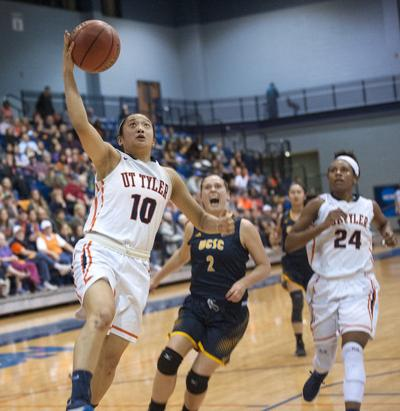UT Tyler back in Sweet 16, but aiming for much more