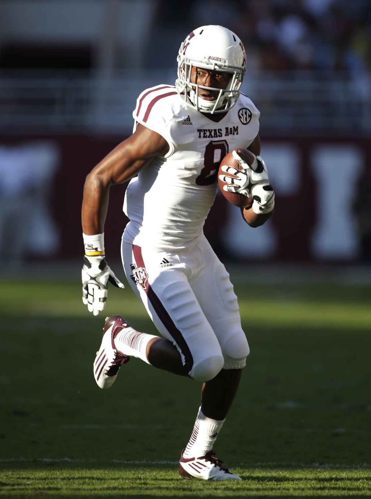 Ex Texas A&M Player Slaying