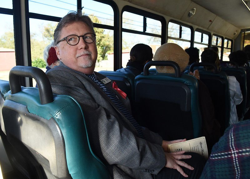 Rosa Parks honored in Tyler with bus tour, church gathering