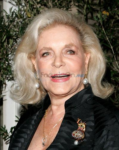 Lauren Bacall's art, jewelry heading to auction