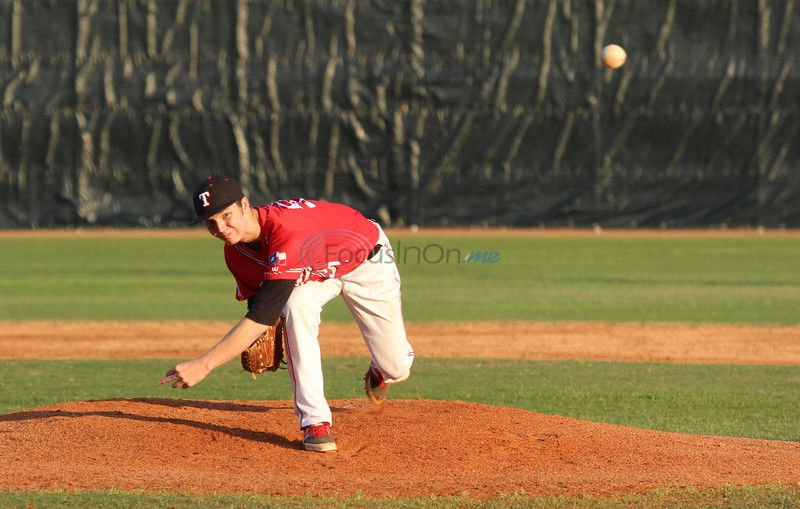 PHOTOS: Robert E. Lee High School Baseball vs Longview High School