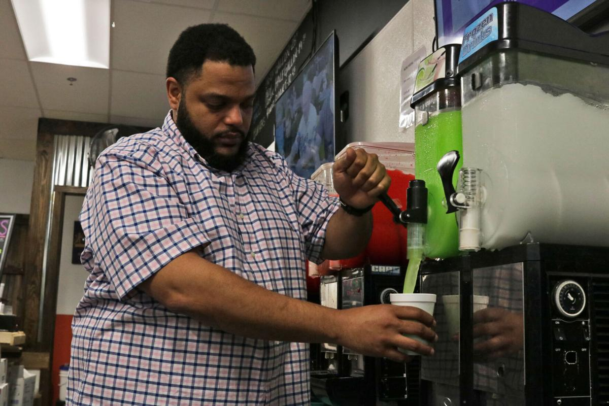 Tyler business gives out free appetizers and daiquiri samples for fully vaccinated customers