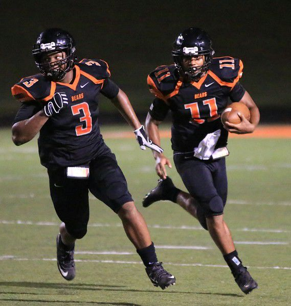 Gladewater stops Chapel Hill, 30-0