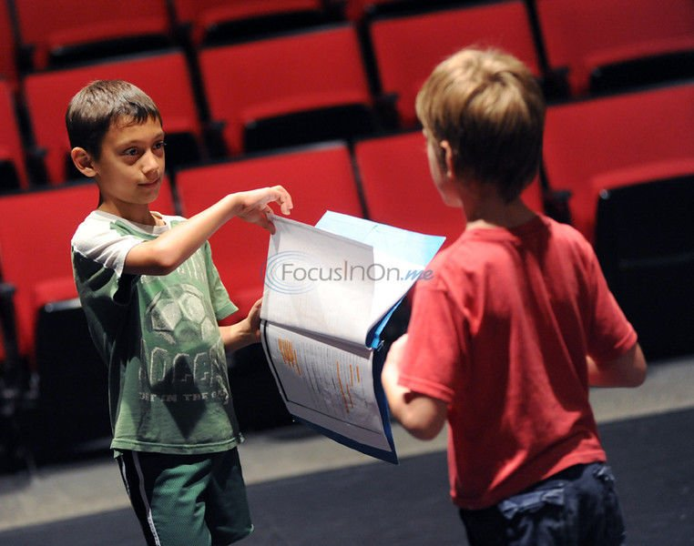 All the summer's a stage at Tyler Civic Theatre camp