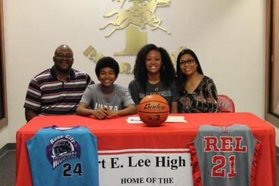Robert E. Lee's Brinkley signs with Southern Arkansas