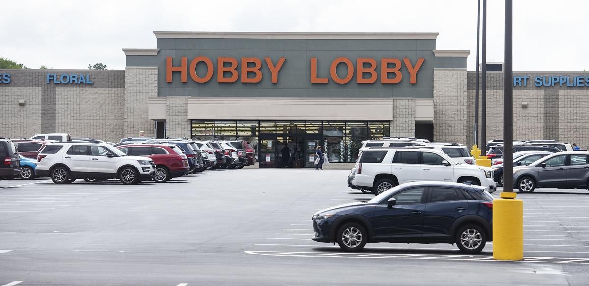 Hobby Lobby relocating to former Macy's building in Tyler