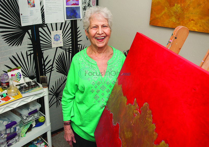 New Mexico native plugs into Tyler painting scene