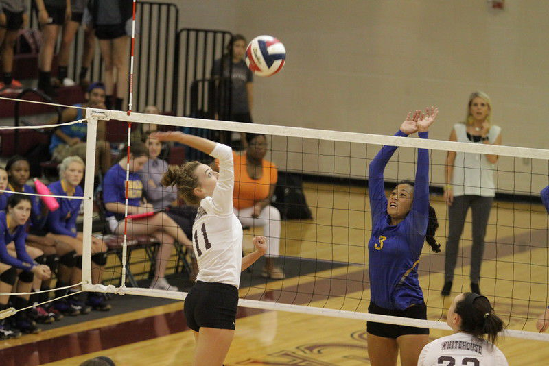 HS Volleyball Rdp: Corsicana stops Whitehouse in four games