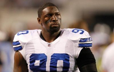 Cowboys release DT Jay Ratliff for failed physical