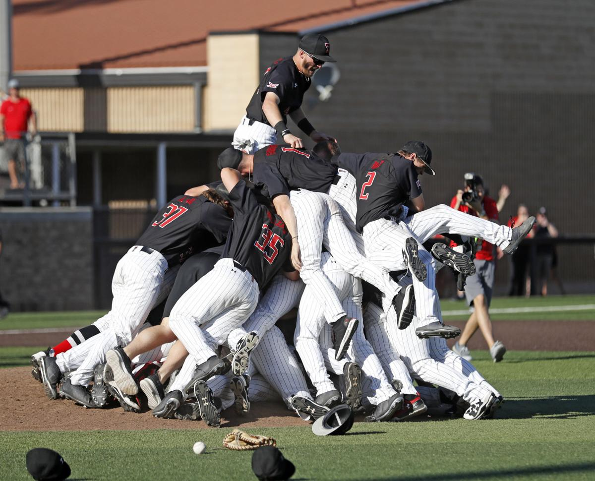 NCAA Duke Texas Tech Baseball