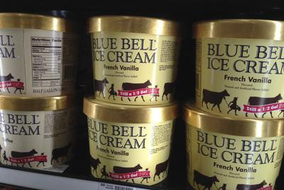 Blue Bell ice cream opens observation deck at Texas plant
