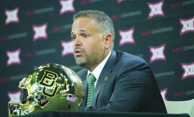 Rhule: Baylor committed to correct wrongs of the past