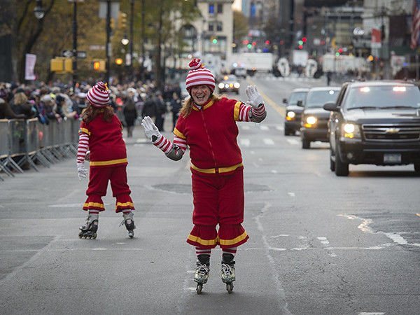 Macy's Thanksgiving Day Parade kicks off in NYC amid tight security