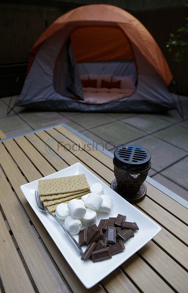 Not-so-roughing-it: Glamorous 'camping' in NYC